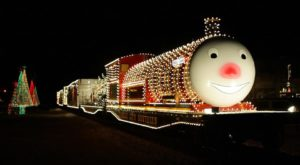 The Holiday Express Train Is Returning To Arkansas This Year And You Won't Want To Miss It