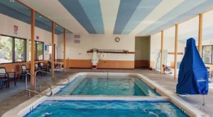 Washington's Naturally Heated Mineral Pool Is All You Need This Winter