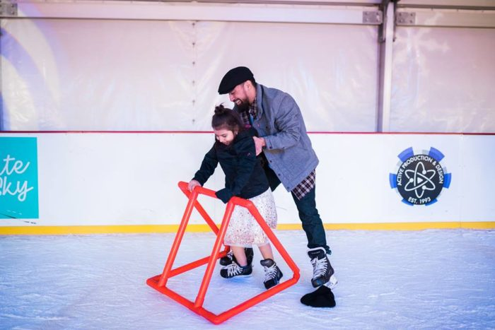 You Ll Love The Rooftop Ice Skating Rink In Georgia At