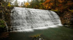 The Arkansas Trail That Leads To A Stairway Waterfall Is Heaven On Earth