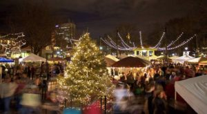 This Outdoor Holiday Market In Cincinnati Is The Most Festive Event Of The Season