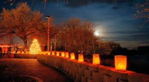 This Illuminated River Walk In New Mexico Is The Best Way To Kick Off The Holidays