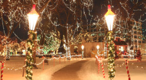 The Twinkliest Town In Wiscosin Will Make Your Holiday Season Merry And Bright