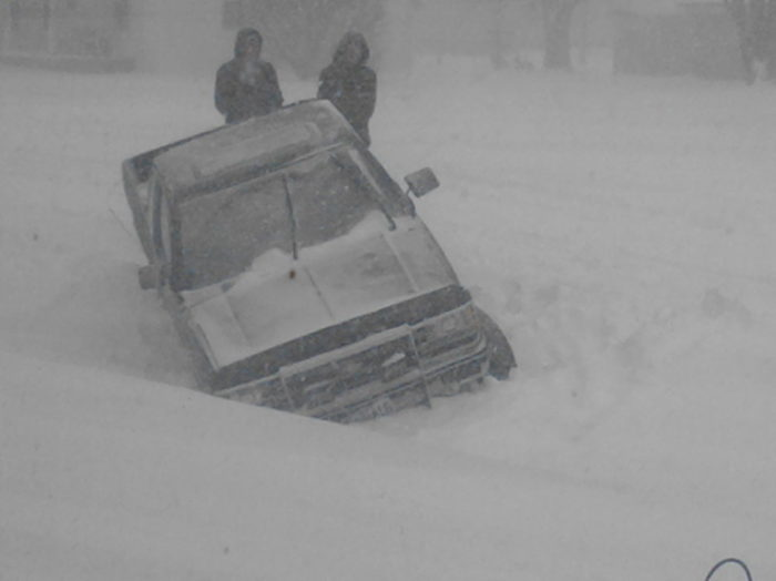 It's Impossible To Forget The Year Missouri Saw Its Single Largest Snowfall Ever