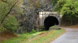The Tunnel Trail In Maryland That Will Take You On An Unforgettable Adventure