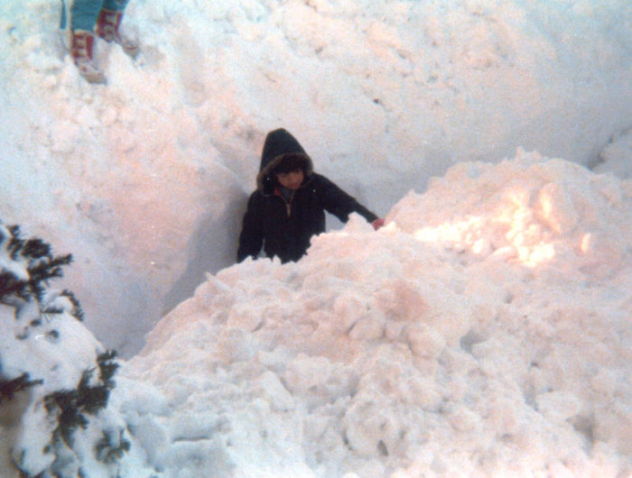 The Blizzard Of '78 Was The Single Largest Snowfall In