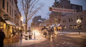 The Coziest Town In Pennsylvania Will Make Your Season Merry And Bright