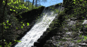 The South Carolina Trail That Leads To A Stairway Waterfall Is Heaven On Earth