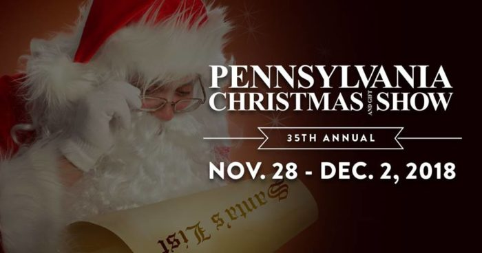 The enormous christmas craft show in pennsylvania you won for Harrisburg christmas craft show