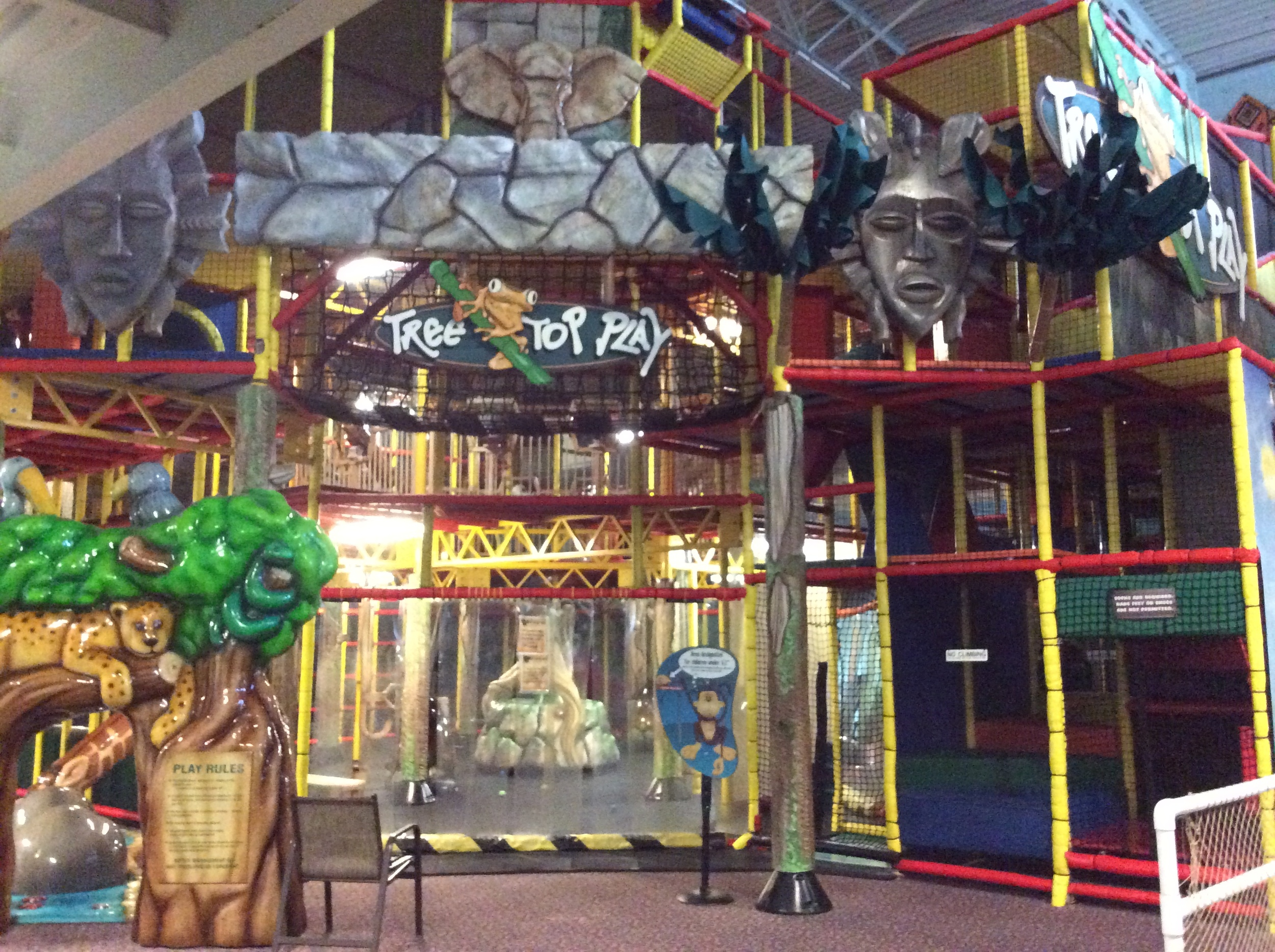 The Best Indoor Playground In Ohio Jungle Junction
