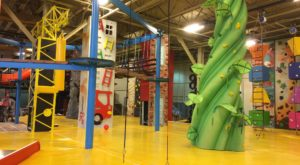 This Giant Jungle Gym Hiding In Illinois Will Bring Out The Adventurer In You