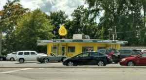 This Bright Yellow Restaurant In Indiana Has Been A Hoosier Favorite Since 1954