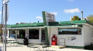 This Iconic Corner Diner That Opened In 1952 In Indiana Will Fill You With Nostalgia