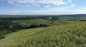 The Easy Trail In Kansas That Will Take You To The Top Of The World