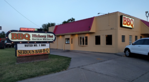 The Barbecue At This Underrated Kansas Restaurant Will Spoil You For Life