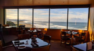 The Ocean Views Are Endless At This Top Floor Restaurant In Oregon