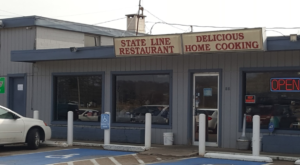 The Scrumptious Little State Line Diner That's Worth The Short Drive From Cincinnati