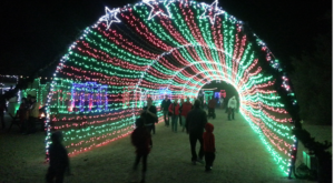 The Southern California Desert That Transforms Into A Winter Wonderland For The Holidays