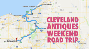 Here's The Perfect Weekend Itinerary If You Love Exploring Cleveland's Best Antique Stores