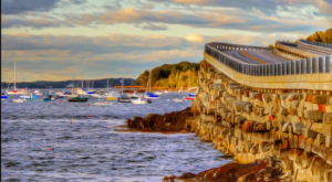 The Remarkable Bridge In Maine That Everyone Should Visit At Least Once