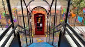 The Secret Door That Takes You To The Best Little Mexican Restaurant In Utah