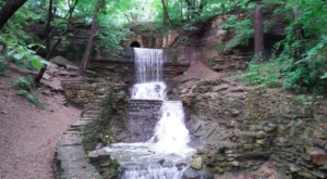 The Minnesota Trail That Leads To A Stairway Waterfall Is Heaven On Earth