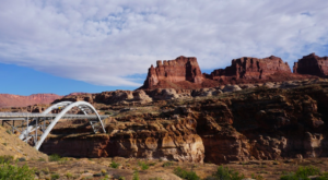 The Remarkable Bridge In Utah That Everyone Should Visit At Least Once