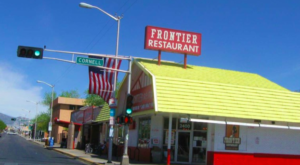 This Bright Yellow Restaurant Has Been A New Mexico Favorite Since 1971