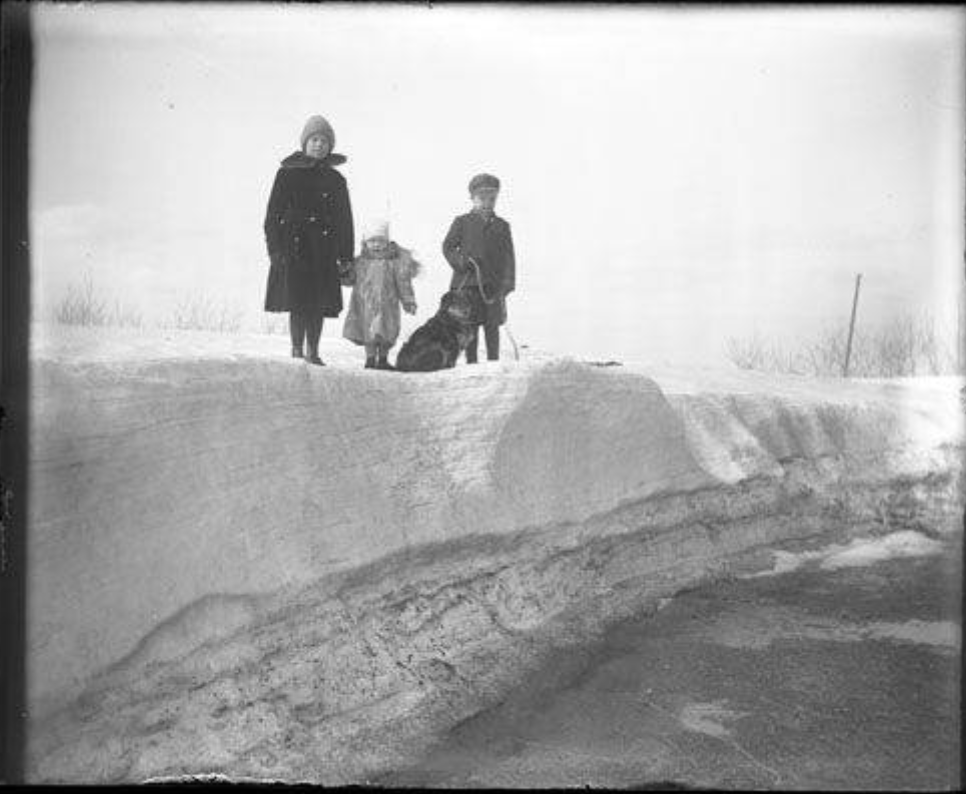The 1920 North Dakota Blizzard Is Known As One Of The Worst Ever