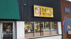 The Unassuming Cafe In Nebraska That Serves The Most Delicious Soul Food You've Ever Tasted