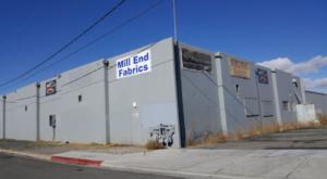 This Massive Fabric Warehouse In Nevada Is A Dream Come True
