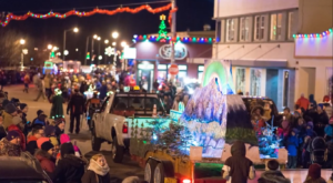 This 82-Year-Old Christmas Festival Is One Of Alaska's Most Treasured Traditions
