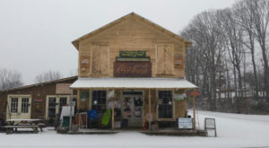 A Visit To This Old General Store In North Carolina Is A Holiday Dream Come True