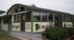 Take A Step Back In Time With A Visit To This Rare Historic Diner In Vermont