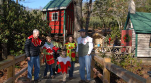 The Magical Christmas Elf Village In North Carolina Where Everyone Is A Kid Again