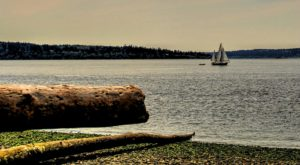 Few People Know There's A Washington Island You Can Walk To