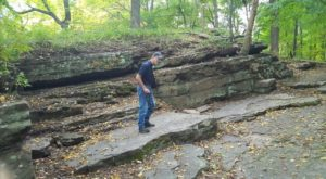The Tiniest Connecticut Park Was Once Home To Massive Dinosaurs