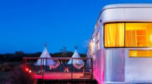 You Won't Soon Forget A Night In This Delightful Trailer Hotel In The South