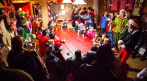 The Magical Christmas Elf Village In Arizona Where Everyone Is A Kid Again