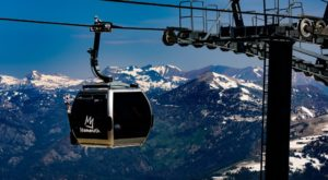 This Scenic Gondola Ride In Northern California Will Take Your Breath Away
