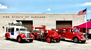 Most Marylanders Have Never Heard Of This Fascinating Fire Museum
