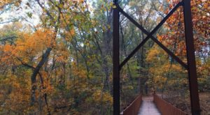 One Of Oklahoma's Most Beautiful Nature Parks Is A Hidden Gem Only Locals Know About