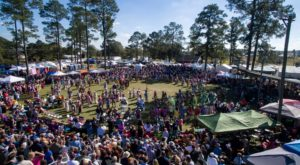 The Annual Thanksgiving Pow Wow In Alabama You Don't Want To Miss
