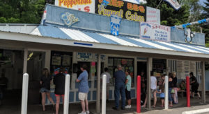 This Sugary-Sweet Ice Cream Shop In West Virginia Serves Enormous Portions You'll Love