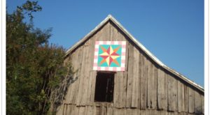 Take Texas' Quilt Barn Trail For An Unexpectedly Awesome Day Trip