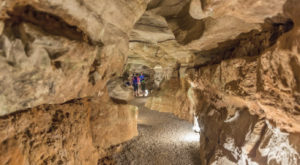 Venture Nearly 175-Feet Deep Below The Earth At These One-Of-A-Kind Caverns In Alabama