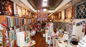 This Massive Fabric Warehouse In Idaho Is A Dream Come True