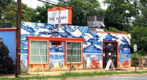 This Tiny Seafood Shack Has Been One Of Virginia's Best Kept Secrets For Fifty Years