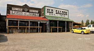 There's A Restaurant In This Old Stable In Montana And You'll Want To Visit