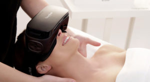 A Virtual Reality Spa Treatment Is Now Available In Las Vegas